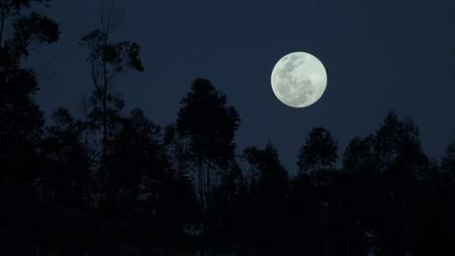 Повний Місяць у жовтні 2021 року: точні дата й час