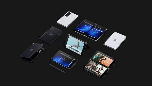 Surface Duo 2: новий складний смартфон від Microsoft зі Snapdragon 888