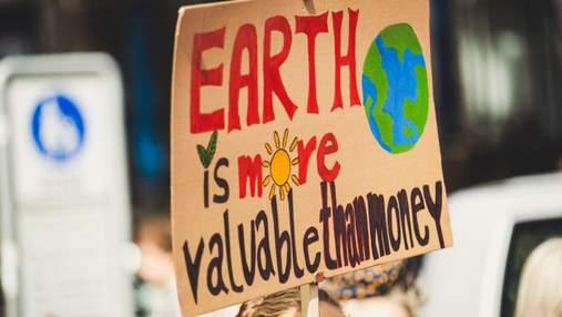 Світ накрила екологічна криза: Кліматичний марш закликає до дій
