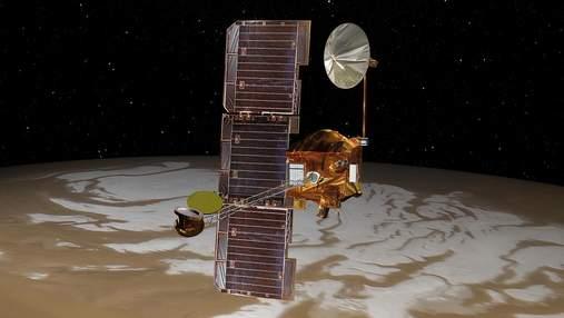 Як пори року на Марсі допомагають виявити воду
