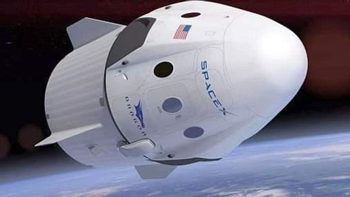 Попит на космічний туризм стрімко росте: SpaceX хоче збільшити кількість кораблів Crew Dragon