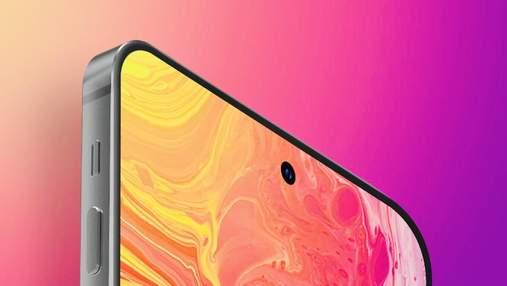 iPhone 14 может получить совершенно новый дизайн