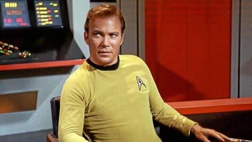 """Актор """"Зоряного шляху"""" Вільям Шетнер відправиться у справжню космічну подорож"""