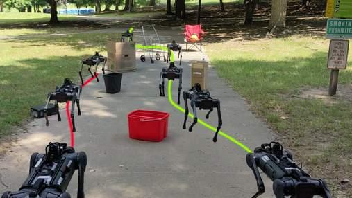 Изобретатели создают робота, который может свободно передвигаться по улицам
