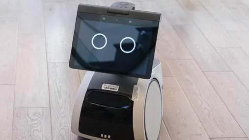 Amazon представила домашнего робота Astro для повседневных задач: на что он способен