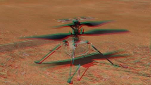 Політ марсіанського вертольота Ingenuity скасували через аномалії: що трапилося