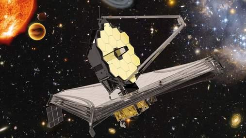 Активісти програли: телескоп імені Джеймса Вебба не будуть перейменовувати