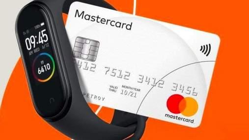 Xiaomi вместе с Mastercard показала Mi Smart Band 6 NFC в Украине: какие банки принимают оплату