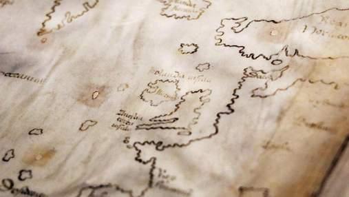 Найдавніша мапа Америки, яку намалювали вікінги, виявилася підробкою