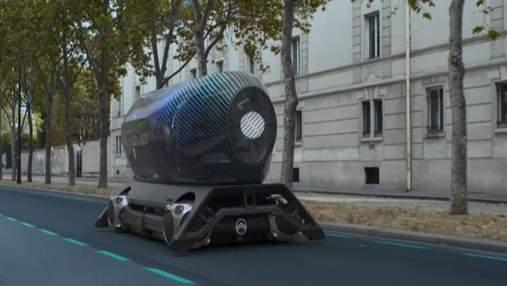 Citroën представила концепт городского транспорта будущего
