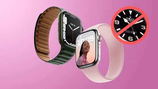 """Перегнали Rolex: Apple Watch – самые популярные часы среди """"золотой молодежи"""" США"""