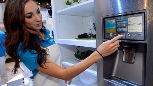 """""""Розумний"""" холодильник від Amazon: контролюватиме свіжість продуктів та пропонуватиме рецепти"""