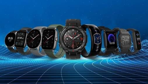 Amazfit представит новое поколение умных часов с обновленной ОС