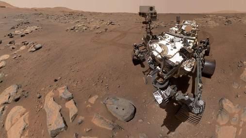 Вчені знайшли докази існування древнього озера на місці посадки марсохода Perseverance