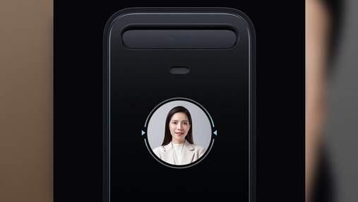 Розумний дверний замок Xiaomi Smart Door Lock X отримав функцію розпізнавання обличчя