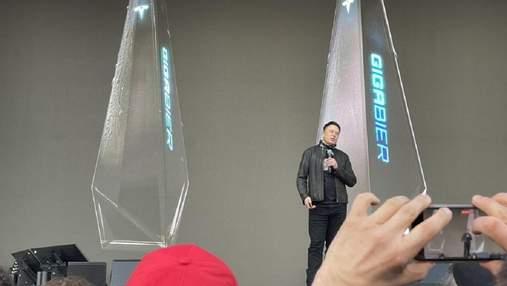 У пляшках в стилі Cybertruck: Ілон Маск анонсував виробництво пива Tesla