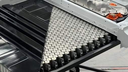 Tesla показала нову конструкцію батареї для європейської Model Y
