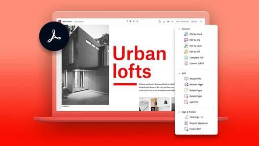 Редагує PDF прямо в браузері: Adobe випустила корисне розширення для Chrome – як воно працює