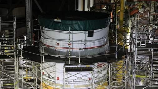 Ракета Space Launch System готова: NASA планує першу місячну місію у 2022 році
