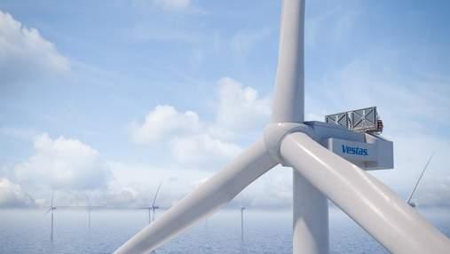 У Данії збудують найбільший та найпотужніший вітрогенератор у світі