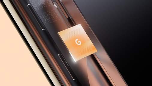 Google представила перший процесор власного виробництва: все, що відомо про Tensor