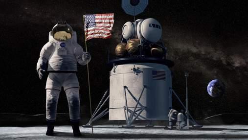 Сенат требует, чтобы NASA выбрало вторую компанию для обеспечения высадки на Луну