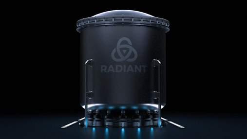 Проривні ядерні мікрореактори Radiant вже готові замінити дизельні генератори