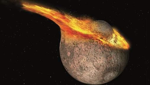 Ученые обнаружили планету, которая потеряла свою атмосферу из-за катастрофического столкновения