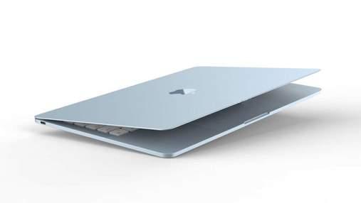 Новый MacBook Air показали на качественных рендерах