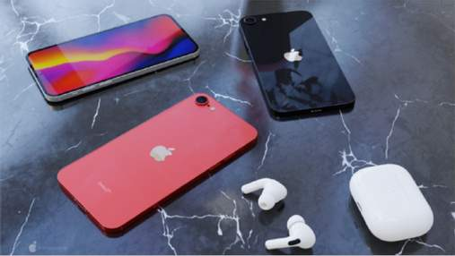 Наступний iPhone SE отримає префікс Plus та модуль 5G – інсайдер