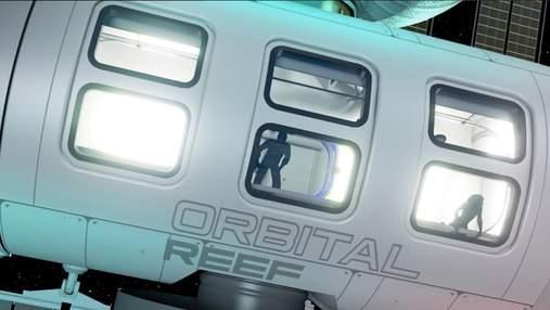 """""""Орбітальний тренд"""": компанія Джеффа Безоса теж збирається будувати орбітальну станцію"""