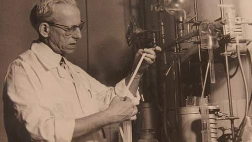 Отто Вихтерле: Google посвятил дудл изобретателю линз для глаз