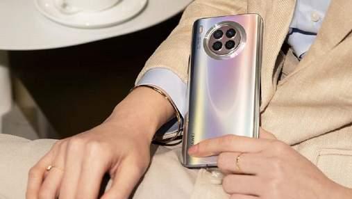 Квадрокамера и быстрая зарядка: в Украине стартовали заказы на смартфон Huawei nova 8i