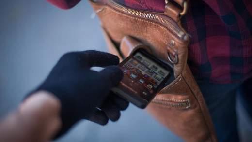 Украли смартфон: что делать и как его отследить