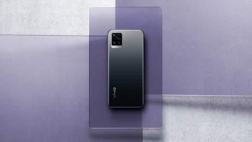 vivo V20 с уникальной селфи-камерой: характеристики и цена смартфона в Украине