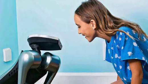Робопес Koda умеет считывать человеческие эмоции и реагировать на поведение владельца