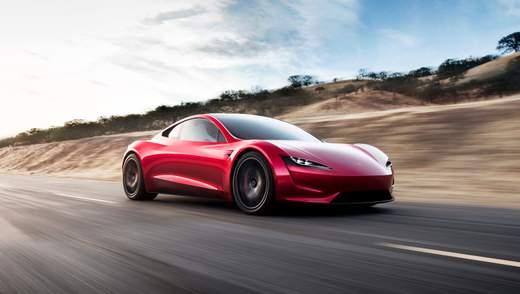 """""""Не вбиваючи людей"""": Ілон Маск хоче, щоб Tesla Roadster 2 міг літати – що має на увазі"""