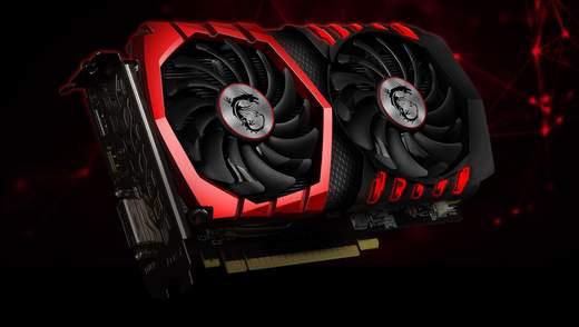 Назад у майбутнє: Nvidia повернула в продаж стару відеокарту GeForce GTX 1050 Ti