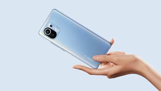 Долгожданный флагман Xiaomi Mi 11 презентовали в Украине
