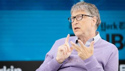 Гейтс розповів, що віддає перевагу Android-смартфонам