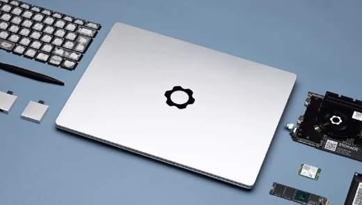 Стартап Framework представив модульний ноутбук
