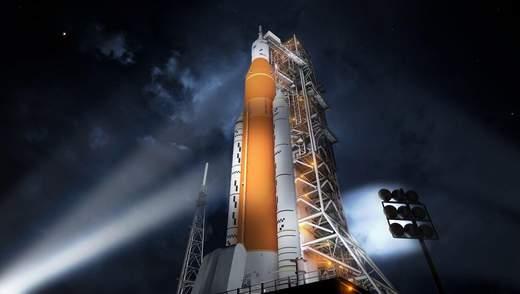 В NASA начали совместные проверки второй ступени ракеты-носителя SLS и капсулы Orion