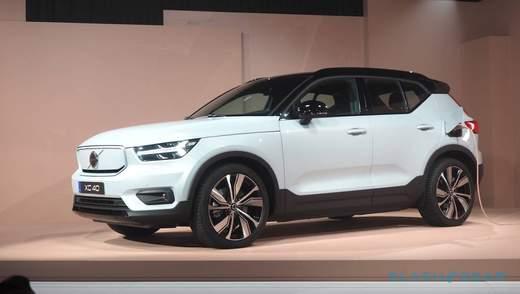 Volvo повністю перейде на виробництво електрокарів та продажі онлайн