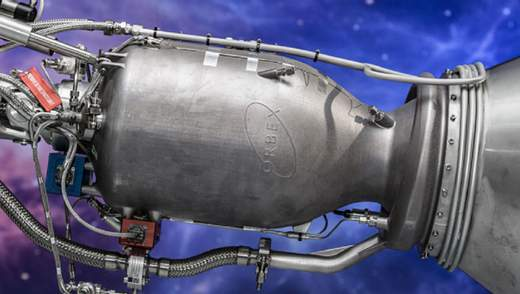 Стартап Orbex показав новий 3D-принтер, який здатен друкувати 35 ракетних двигунів у рік